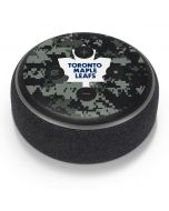 Toronto Maple Leafs Camo Amazon Echo Dot Skin