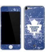 Toronto Maple Leafs Frozen Apple iPod Skin