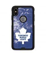 Toronto Maple Leafs Frozen Otterbox Commuter iPhone Skin