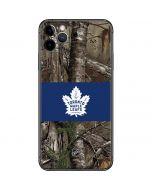 Toronto Maple Leafs Realtree Xtra Camo iPhone 11 Pro Max Skin