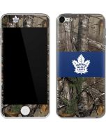 Toronto Maple Leafs Realtree Xtra Camo Apple iPod Skin