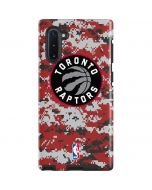 Toronto Raptors Digi Galaxy Note 10 Pro Case
