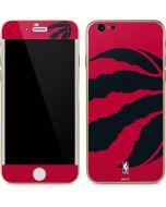 Toronto Raptors Large Logo iPhone 6/6s Skin