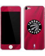 Toronto Raptors Logo Apple iPod Skin