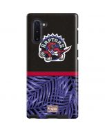 Toronto Raptors Retro Palms Galaxy Note 10 Pro Case