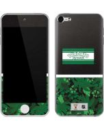Toronto St. Pats Retro Tropical Print Apple iPod Skin