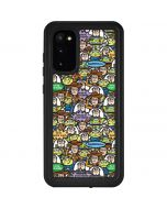 Toy Story Characters Galaxy S20 Waterproof Case
