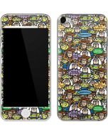 Toy Story Characters Apple iPod Skin