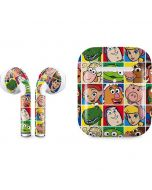 Toy Story Collage Apple AirPods 2 Skin