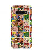 Toy Story Collage Galaxy S10 Plus Lite Case
