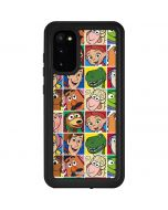 Toy Story Collage Galaxy S20 Waterproof Case