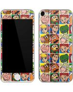 Toy Story Collage Apple iPod Skin