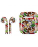 Toy Story Outline Apple AirPods 2 Skin