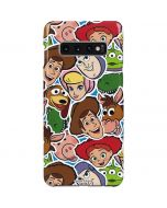 Toy Story Outline Galaxy S10 Plus Lite Case