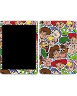 Toy Story Outline Apple iPad Skin