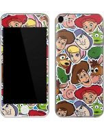Toy Story Outline Apple iPod Skin