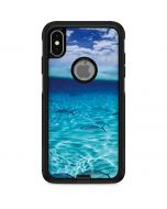 Transparent School of Fish Otterbox Commuter iPhone Skin