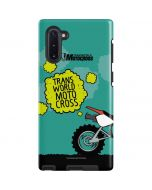 TransWorld Motocross Animated Galaxy Note 10 Pro Case