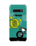 TransWorld Motocross Animated Galaxy S10 Plus Lite Case
