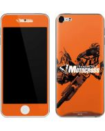 TransWorld Motocross Magazine Apple iPod Skin