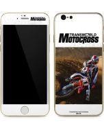 TransWorld Motocross Rider iPhone 6/6s Skin