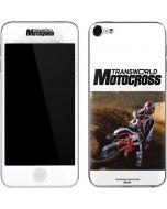 TransWorld Motocross Rider Apple iPod Skin