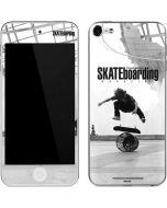 TransWorld SKATEboarding Black and White Apple iPod Skin