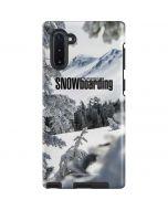 TransWorld SNOWboarding Peaking Galaxy Note 10 Pro Case