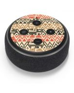 Tribal Fashion Amazon Echo Dot Skin