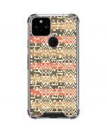Tribal Fashion Google Pixel 5 Clear Case