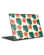 Tropical Leaves and Citrus HP Envy Skin