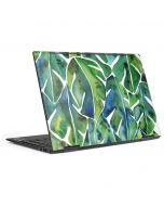 Tropical Leaves HP Envy Skin