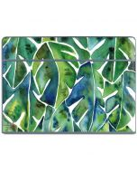 Tropical Leaves Galaxy Book Keyboard Folio 10.6in Skin
