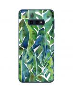 Tropical Leaves Galaxy S10e Skin