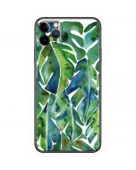 Tropical Leaves iPhone 11 Pro Max Skin