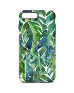 Tropical Leaves iPhone 7 Plus Pro Case