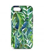 Tropical Leaves iPhone 8 Pro Case