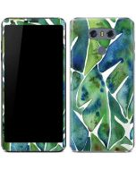 Tropical Leaves LG G6 Skin