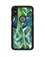 Tropical Leaves Otterbox Commuter iPhone Skin