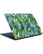 Tropical Leaves Surface Laptop Skin