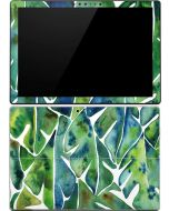 Tropical Leaves Surface Pro (2017) Skin
