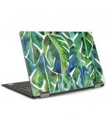 Tropical Leaves Dell XPS Skin