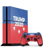 Trump 2020 PS4 Console and Controller Bundle Skin