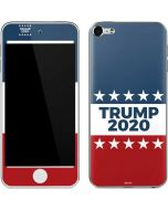Trump 2020 Red White and Blue Apple iPod Skin