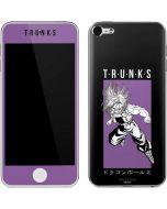 Trunks Combat Apple iPod Skin