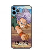 Trunks Power Punch iPhone 11 Pro Max Skin