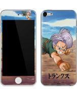 Trunks Power Punch Apple iPod Skin