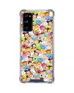 Tsum Tsum Animated Galaxy S20 FE Clear Case