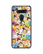 Tsum Tsum Animated LG K51/Q51 Clear Case