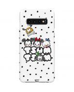 Tsum Tsum Galaxy S10 Plus Lite Case